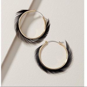 Feather Fix Hoops
